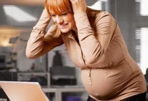 плохое настроение и раздражительность у будущей мамы