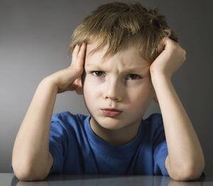 у ребенка наблюдается повышенная утомляемость