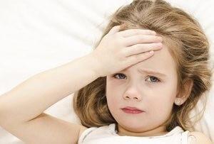 девочка нехорошо себя чувствует из-за плохого сна
