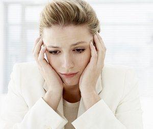 у женщины наблюдается снижение работоспособности
