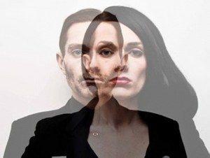 мужчина и женщина в одном обличии