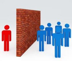 барьер в общении с другими людьми