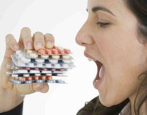 прием нескольких препаратов