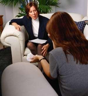 пациентка рассказывает о своих проблемах