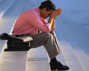 Не могу найти работу депрессия