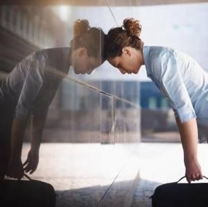 у жительницы мегаполиса снизилась работоспособность