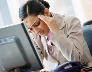 у женщины проявляется слабость и усталость