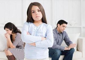 родители, избегающие тесного контакта с ребенком