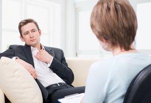 помощь психотерапевта
