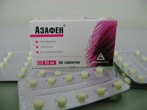 препарат из группы трициклических антидепрессантов