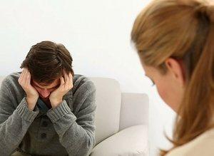психолог и пациент