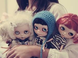 боязнь взгляда куклы