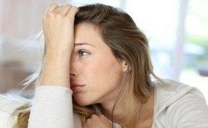 у женщины проявляется постоянная усталость, слабость, апатия
