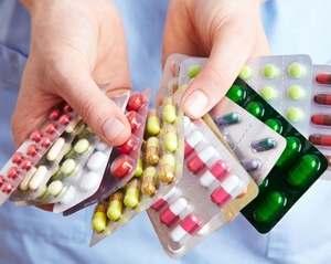 пластины с лекарственными препаратами