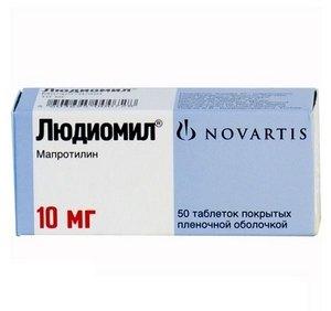 препарат, относящийся к группе трициклических антидепрессантов