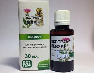 растительное лекарственное средство, относящееся к адаптогенным препаратам природного происхождения
