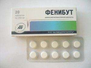 лекарственный препарат, относящийся к группе ноотропных средств