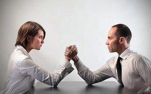 соперничество противоположных полов
