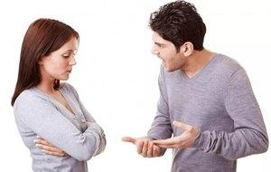 гневливый приступ мужчины