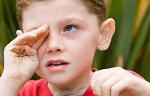 гиперкинез у ребенка