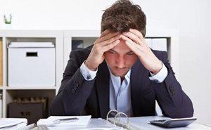 мужчине тяжело работать