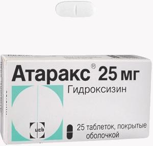 упаковка с таблетками