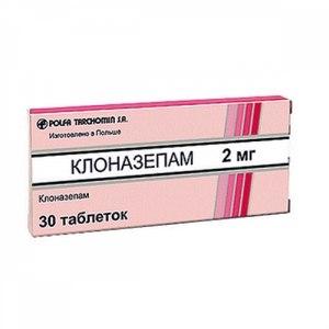 лекарственное средство из группы бензодиазепинов