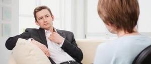 у психолога