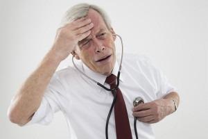 психопатологическое состояние, обусловленное излишним беспокойством о своем здоровье
