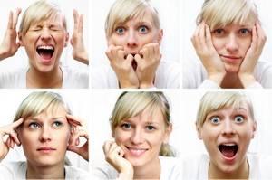 настроение и поведение быстро и неожиданно меняется