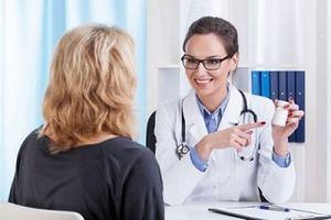 врач рекомендует таблетки