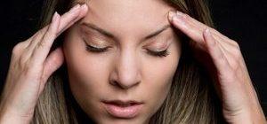 головная боль и плохое самочувствие