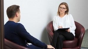 на консультации у психолога