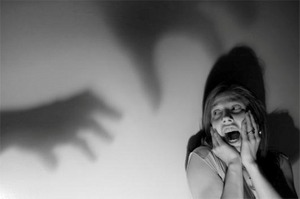 страх смерти и темноты
