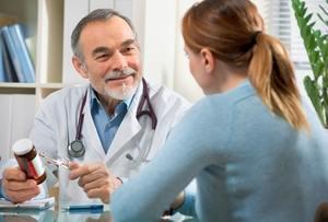 врач назначает антидепрессанты