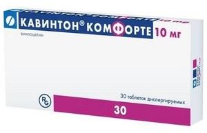 ноотропный и психостимулирующий препарат