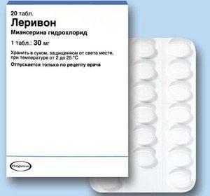 таблетки для устранения депрессивных состояний