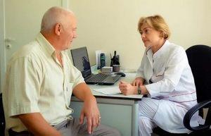 на приеме у психиатра
