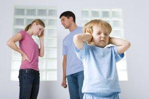 Неблагополучная обстановка в семье