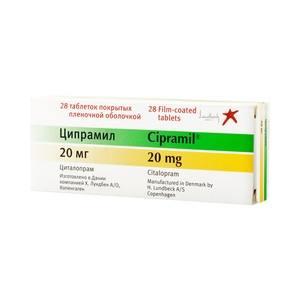 препарат с антидепрессивным действием
