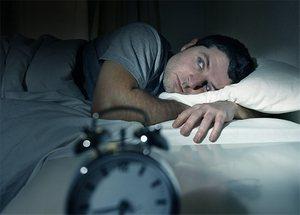 отсутствие сна