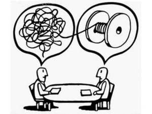 клиент и психолог