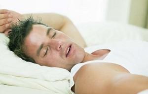 миоклония спящего