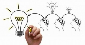 перекидывание идей