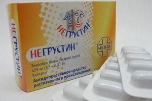 препарат растительного происхождения на основе зверобоя