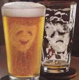 два бокала
