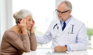 врач и пациентка