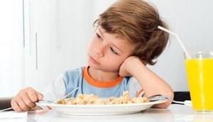 у мальчика отсутствует аппетит