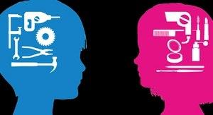 профессии мужчины и женщины