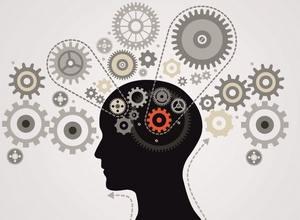 ход мыслей в голове